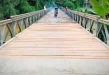 DPUPRP Rehab Jembatan Cabang Tiga