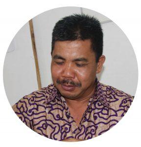 Kepala BKPSDM Parigi Moutong, Ahmad Saiful