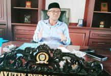 Ketua DPRD Akan Usulkan Perampingan OPD