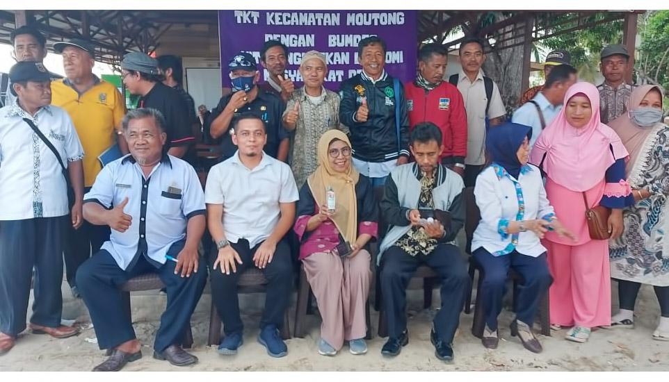 DPMD Laksanakan Bimtek Tata Kelola BUMDes