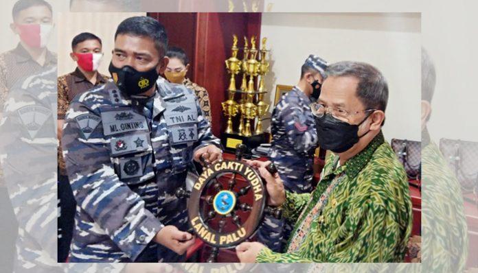 Danlanal Paparkan Rencana Kampung Bahari Nusantara