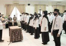 Wabup Lantik 70 Pejabat Fungsional Auditor dan PPUD