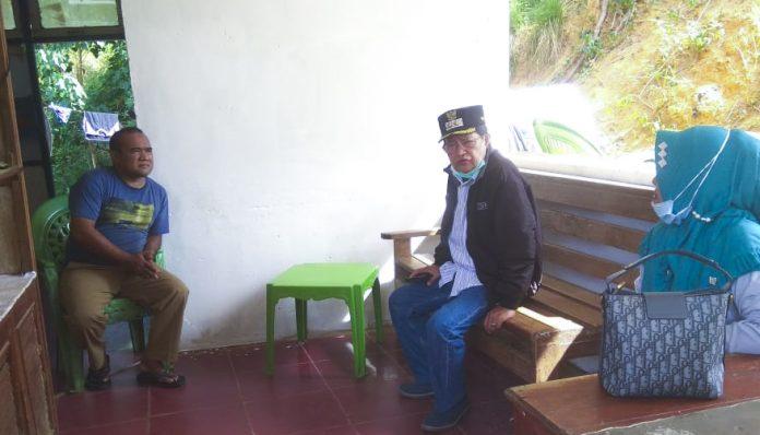 Tingkatkan Sinergitas, Pesan Wabup Saat Kunjungi Pos Sijoli
