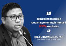 Fraksi Partai Demokrat DPR Bakal Jegal Rencana Menteri Keuangan Kenakan PPN Untuk Sembako
